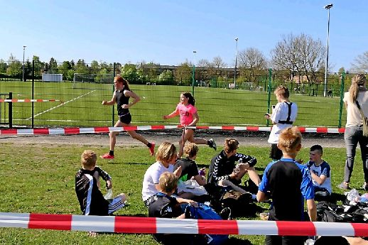 Stort skoletriatlon for tredje gang