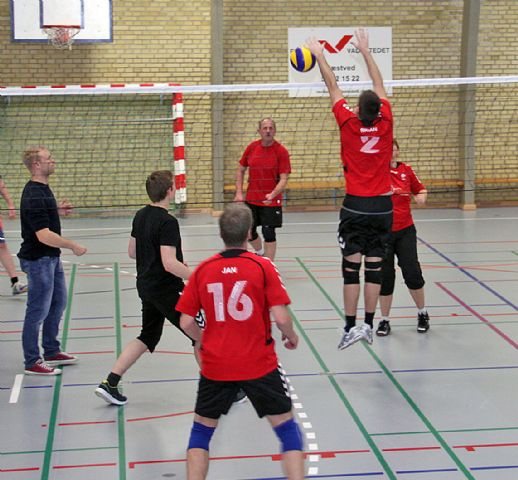 Volleyball - noget for dig?